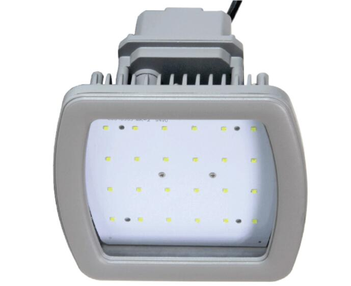 LED explosion-proof gas station lights