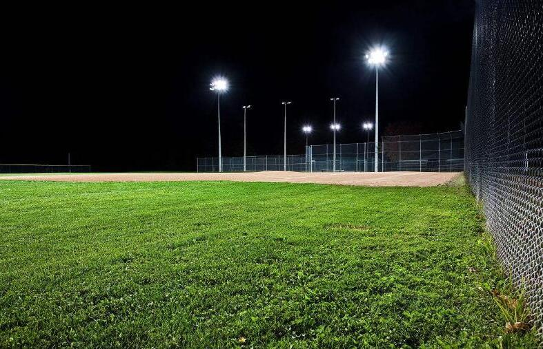 LED light for baseball stadium lights