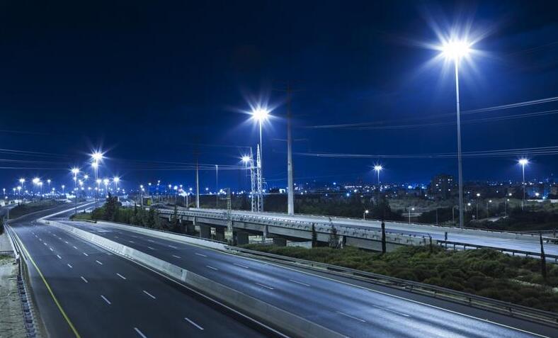 LED lighting distribution