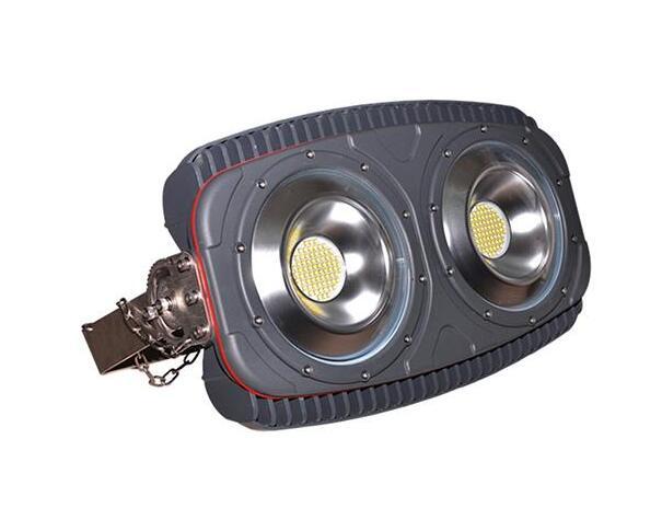 LED parking lot lighting fixtures