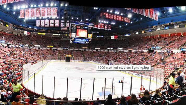 LED stadium lighting