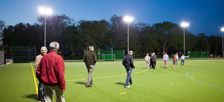 Led Flood Light for Tennis Court