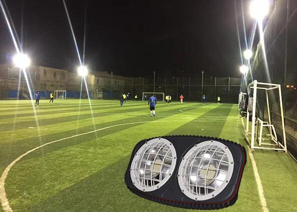 Lighting in Different Sports Venues