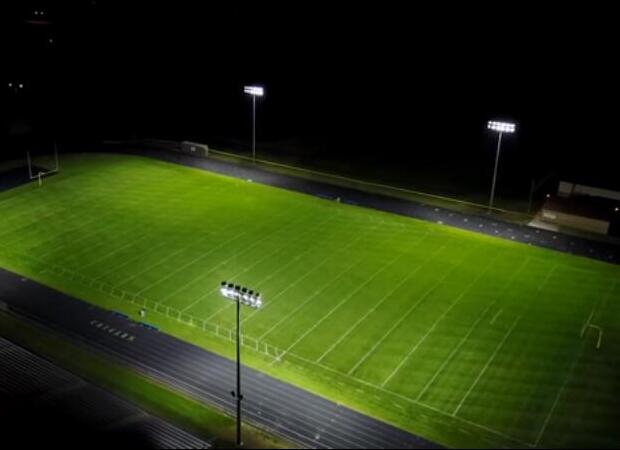 Rugby Field Light
