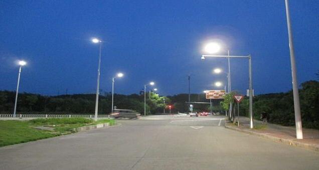 Street Light Cost