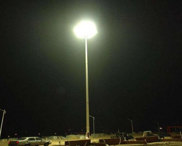 What is High Mast Lighting