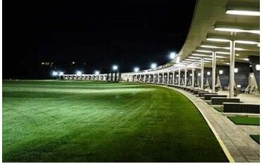 golf course lighting design