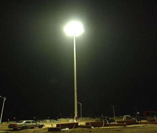 high mast lighting
