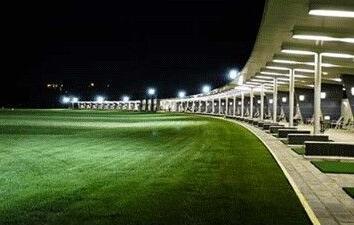 lighting design of golf course lighting