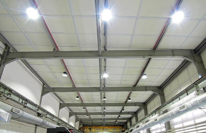 replace fluorescent light fixture with led