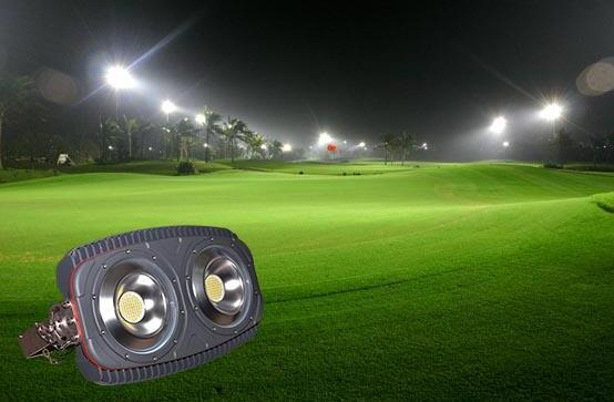 requipment for golf course lighting