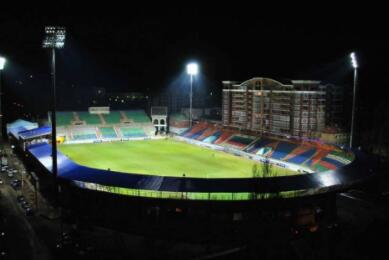requirements and design of the stadium lighting