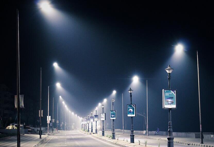 sodium street light