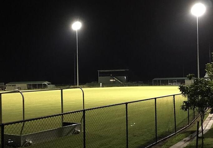 sports venue lighting