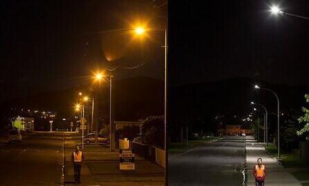 street lamp system