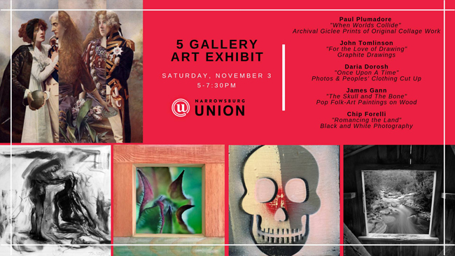 Gallery Show at The Union