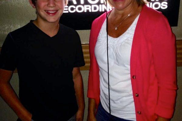 With Matty B