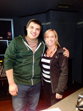 With X-Factor Finalist Carlos Guevara