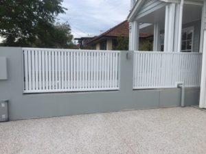 aluminium insert panels