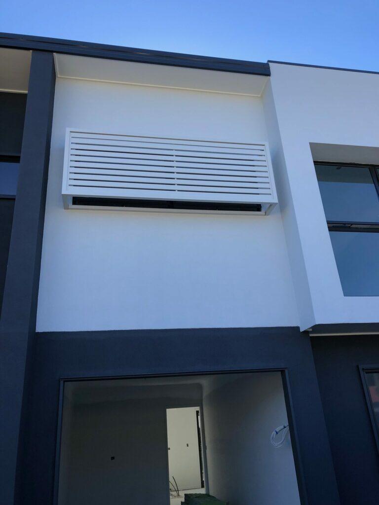 Aluminium window screens