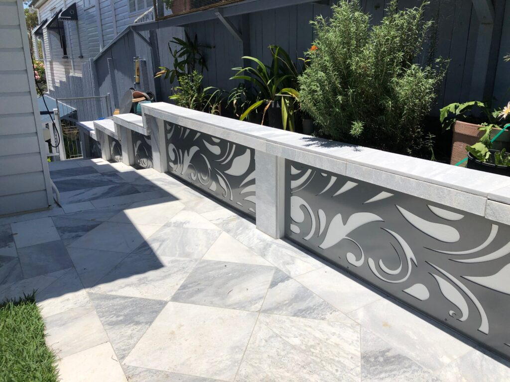 decorative wall screening