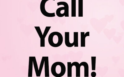 It's Mother's Day… Call You Mom! …DIY shop is closed for the Mother's Day
