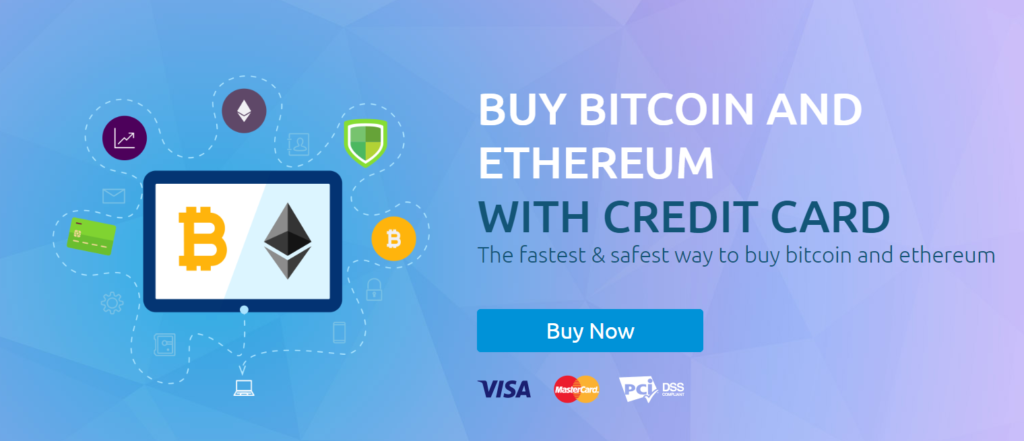 how to buy cryptocurrency with credit card