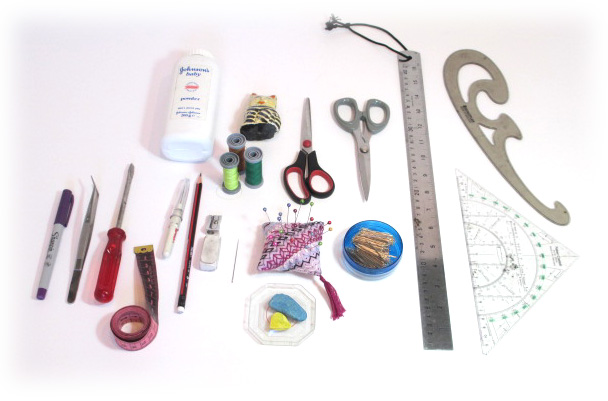 sewing tools & supplies, ציוד לתפירה