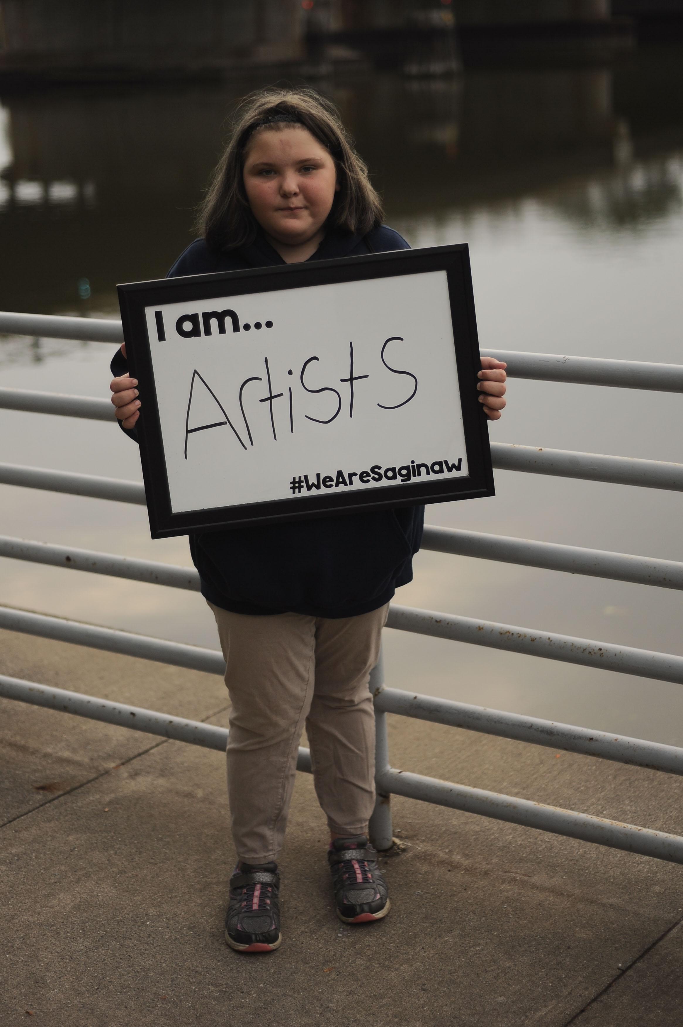 I AM… Artists