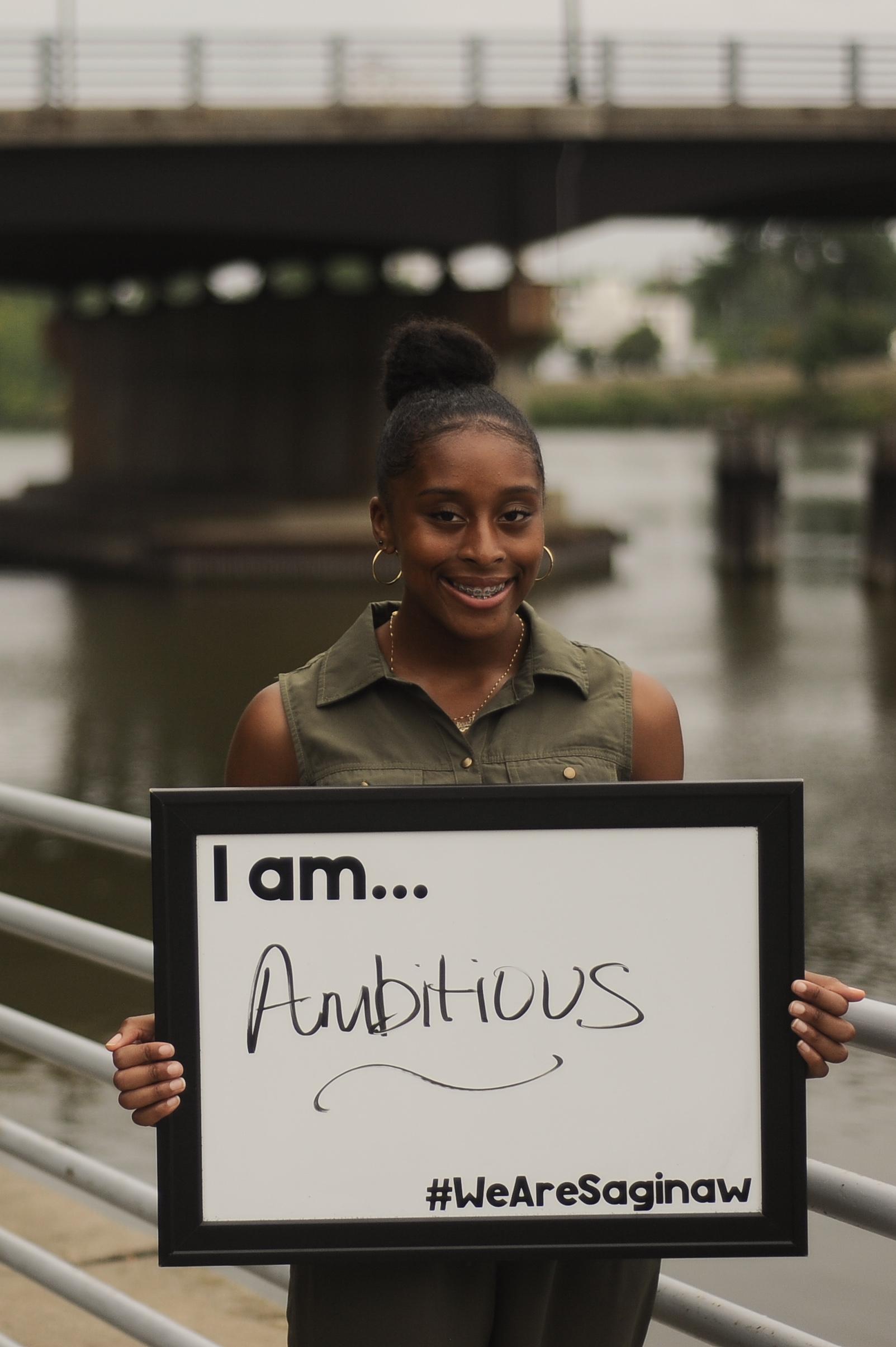 I AM… Ambitious