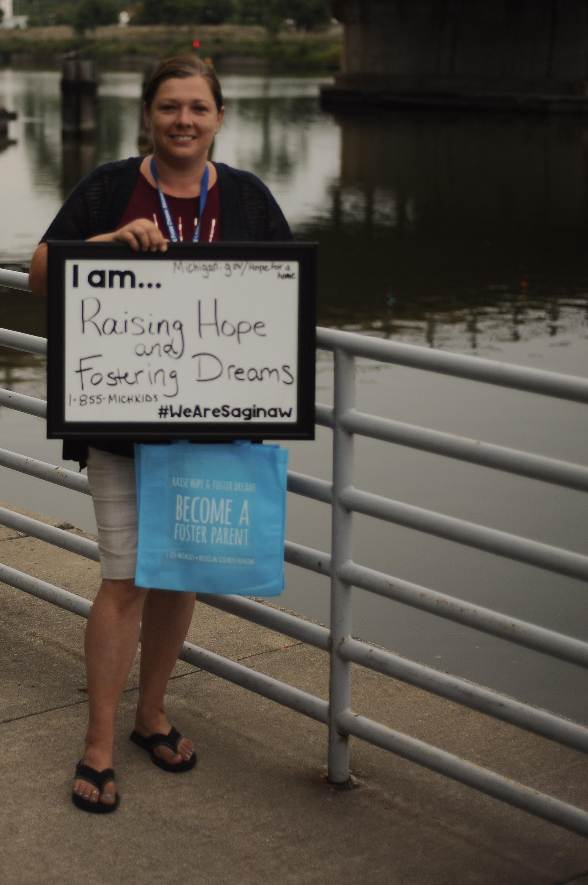 I AM… Raising Hope & Fostering Dreams