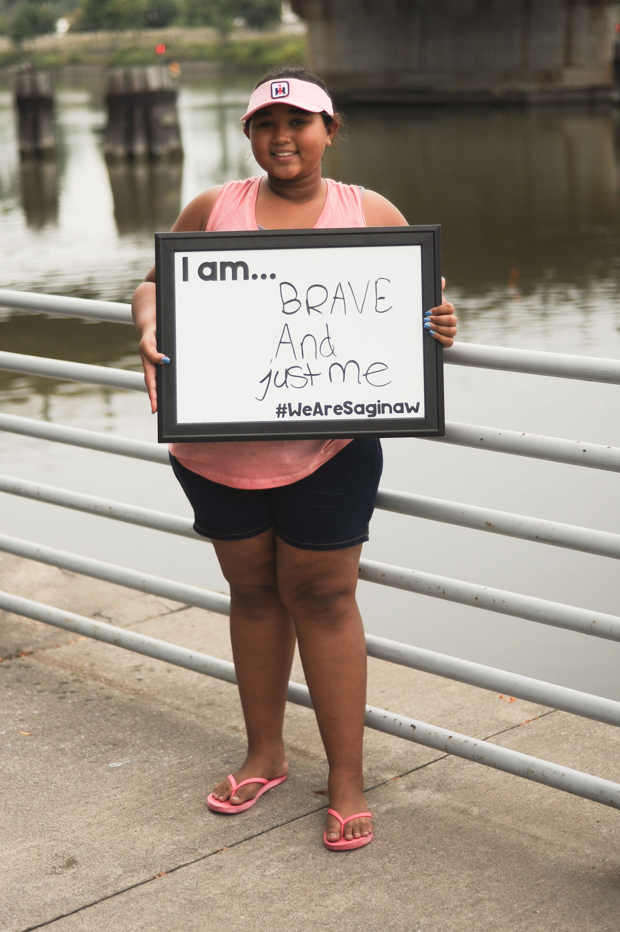 I AM… Brave And Just Me