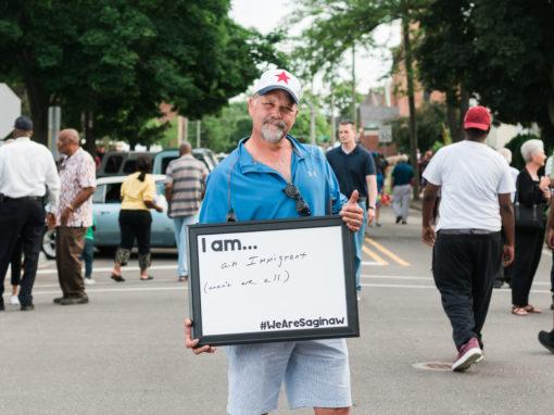 I AM… an Immigrant