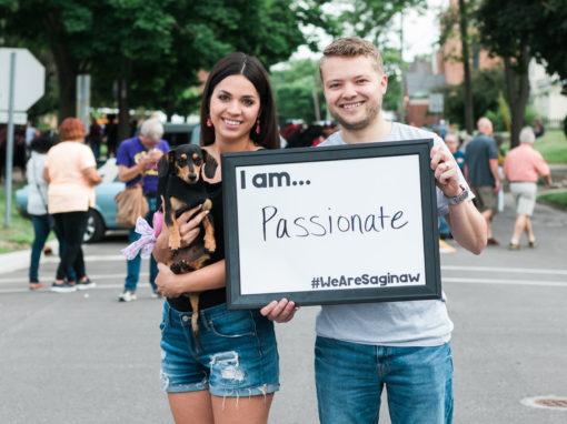 I AM… Passionate