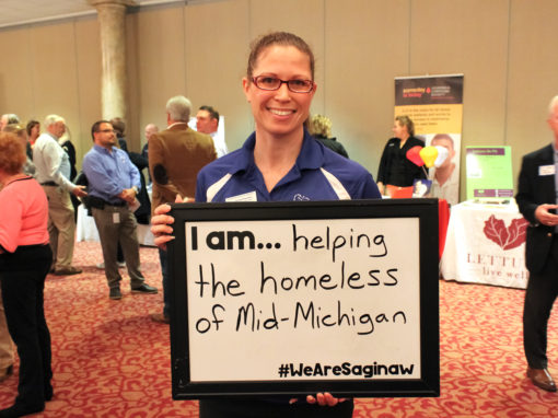 I AM… Helping The Homeless of Mid-Michigan