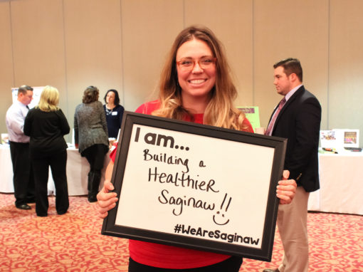 I AM… Building A Healthier Saginaw