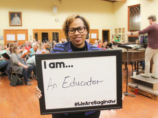 I AM… An Educator
