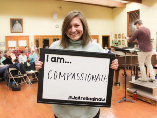 I AM… Compassionate