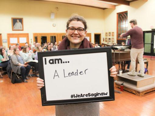 I AM… A Leader