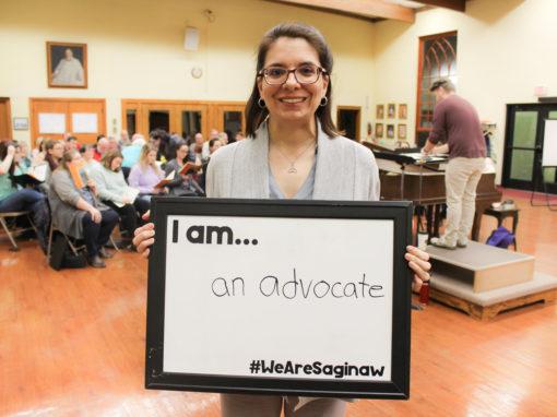 I AM… An Advocate