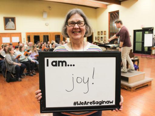I AM… Joy!