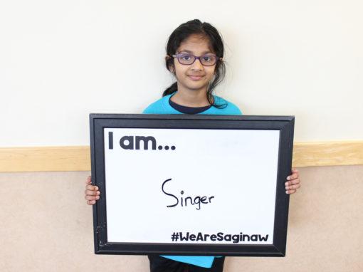I AM… Singer