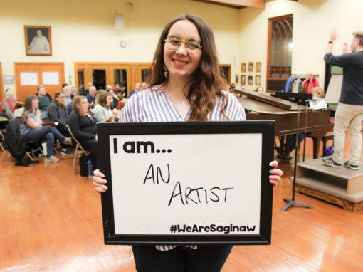 I AM… An Artist