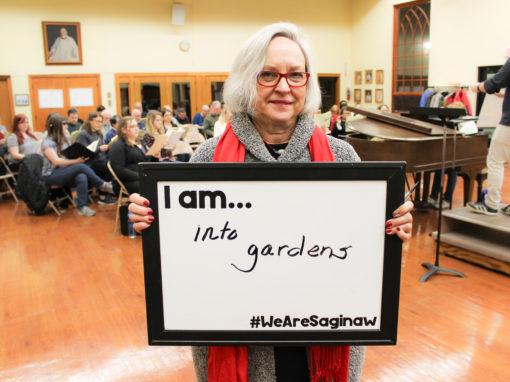 I AM… Into Gardens