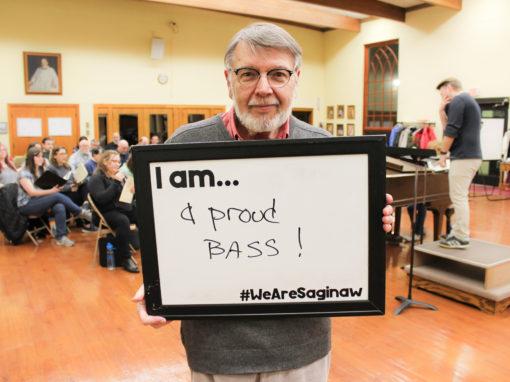 I AM… A Proud Bass