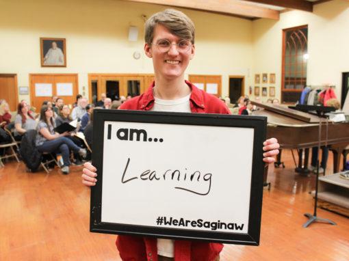 I AM… Learning