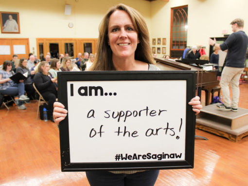I AM… A Supporter Of The Arts!