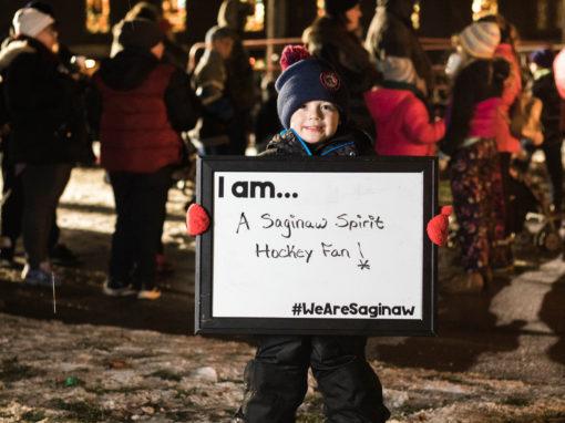 I AM… A Saginaw Spirit Hockey Fan!