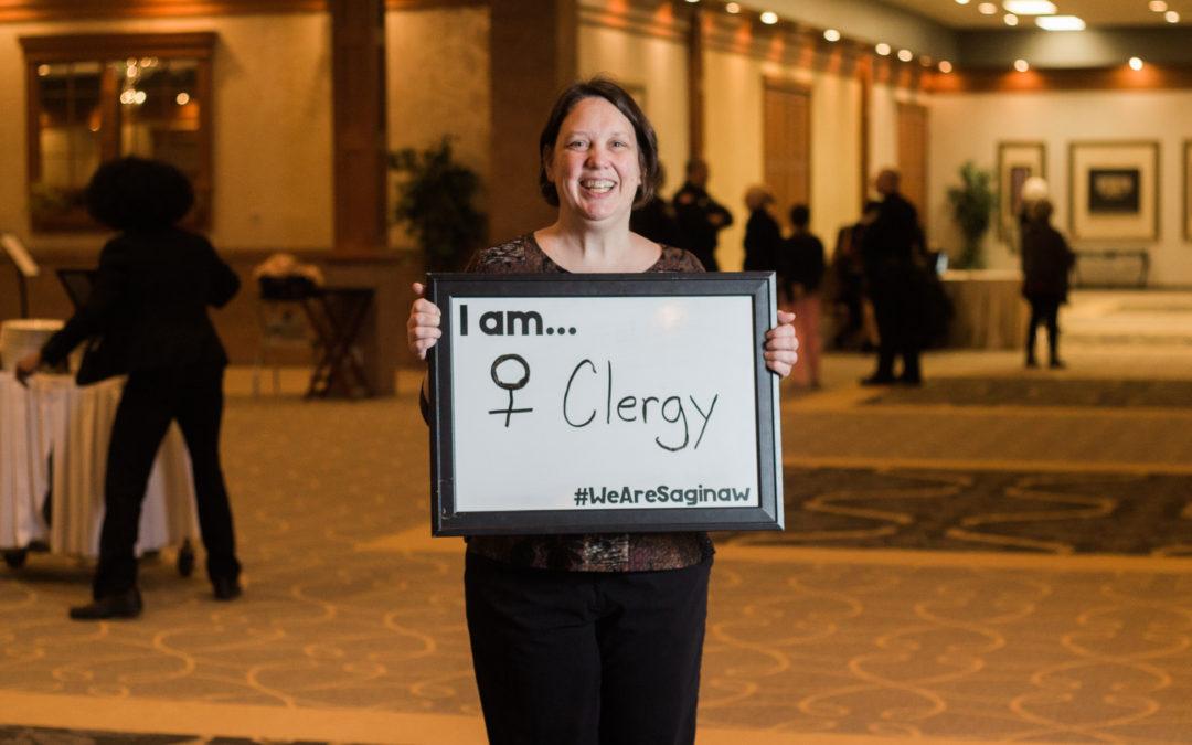I AM… Female Clergy
