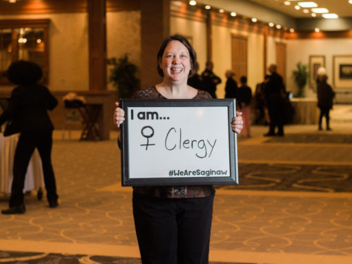 I AM… Female Clergy